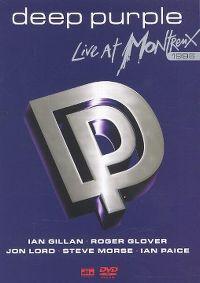 Cover Deep Purple - Live At Montreux 1996 [DVD]